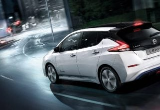 Nissan Leaf Posts Strong Sales Worldwide