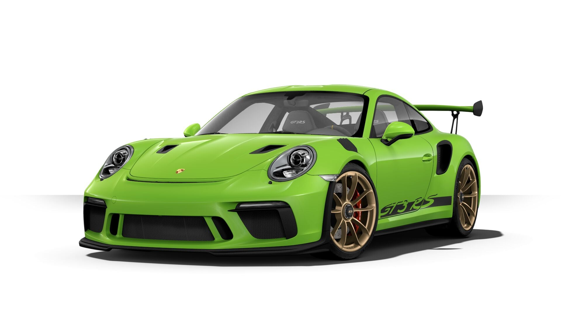 2018 Porsche 911 GT3 RS Price in UAE, Specs & Review in ...