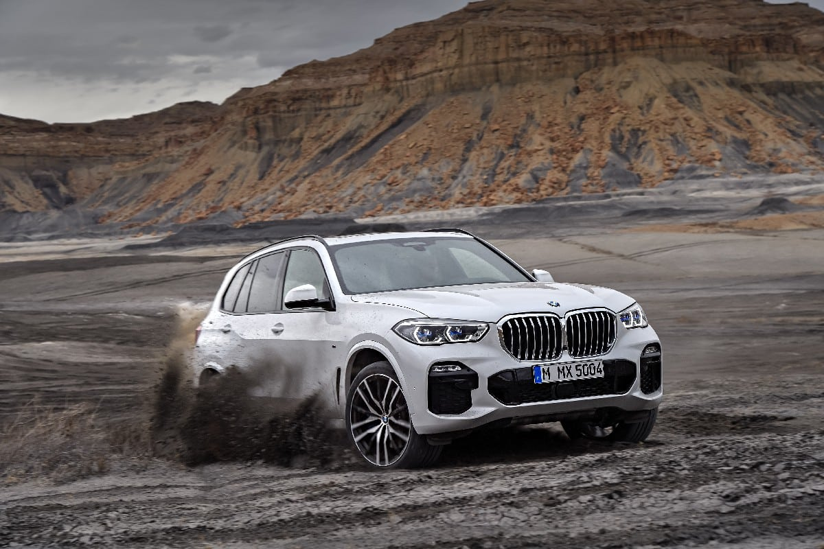 BMW Launches New-Generation 2019 X5
