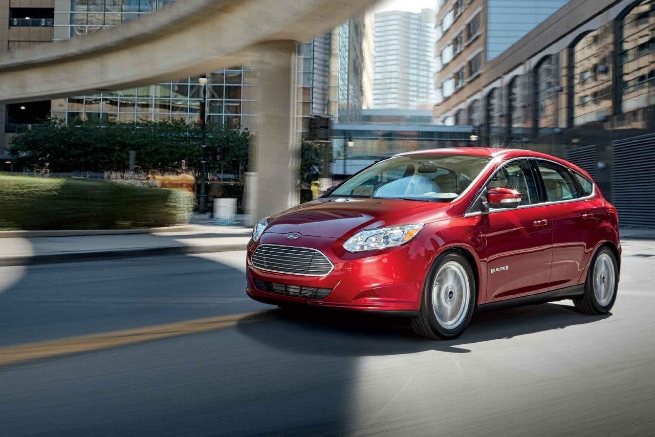 a6d4ffd85f75 2019 Ford Focus 1.5L EcoBoost Trend Price in UAE