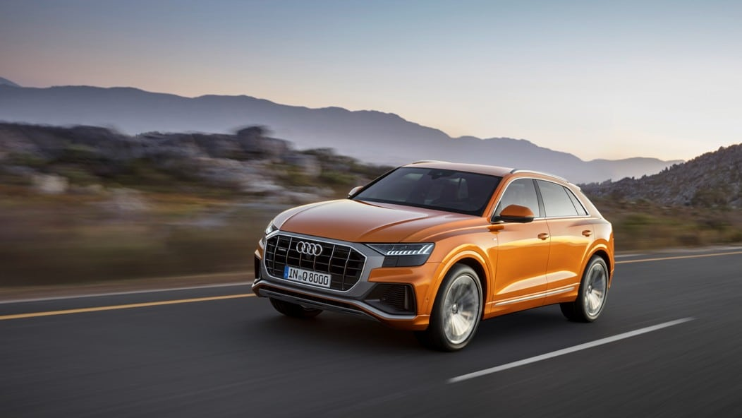 2019 Audi Q8: Coasting Cruiser Is Coming To The Middle East
