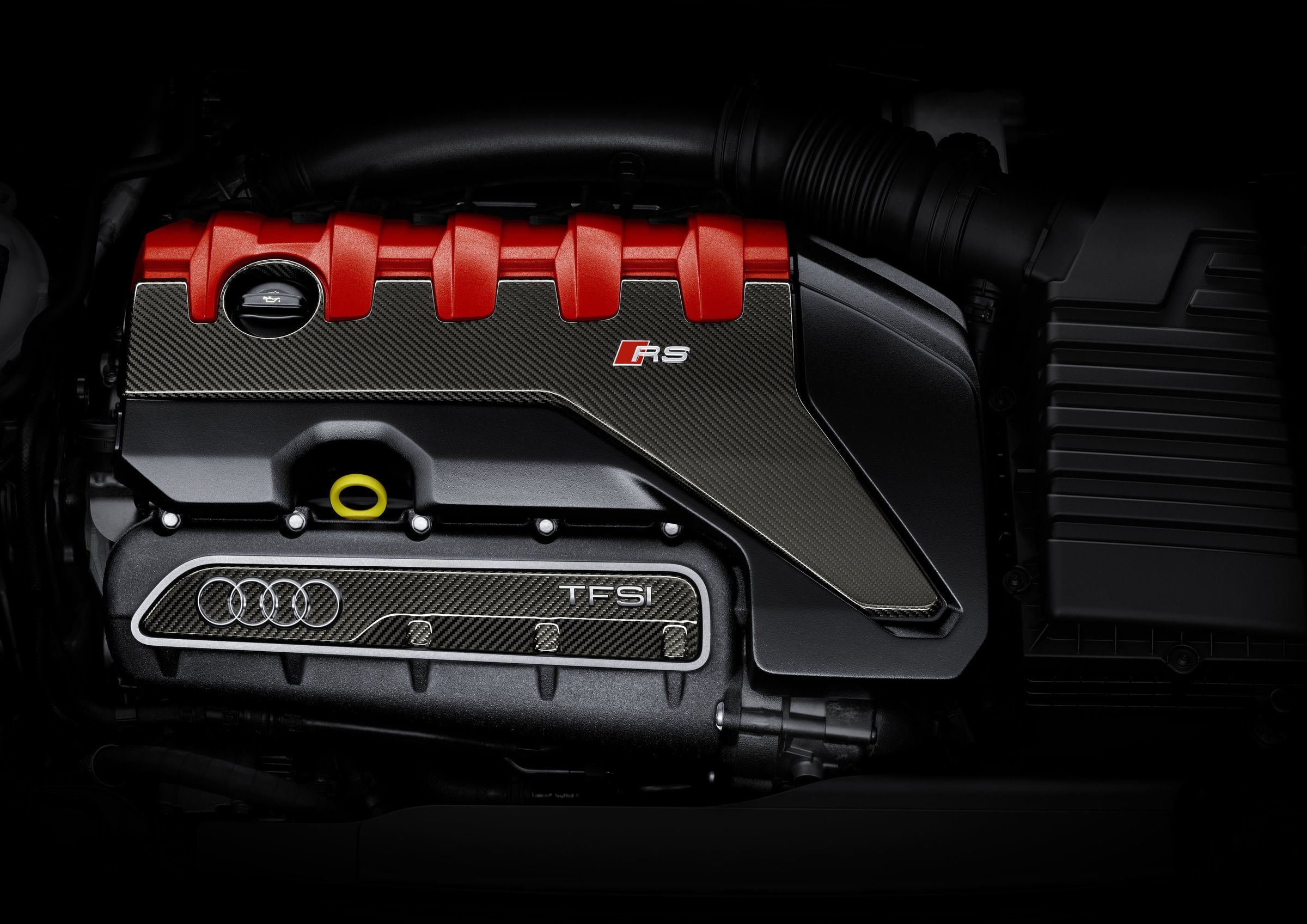 Audi 2.5 TFSI Is The Engine Of The Year Once Again