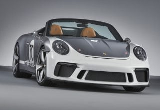 Porsche Reveals Its 911 Speedster Concept On Its 70th Anniversary