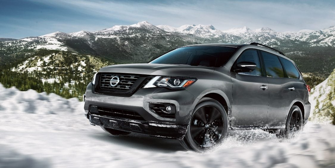 Nissan Brings Pathfinder Midnight Edition To The UAE