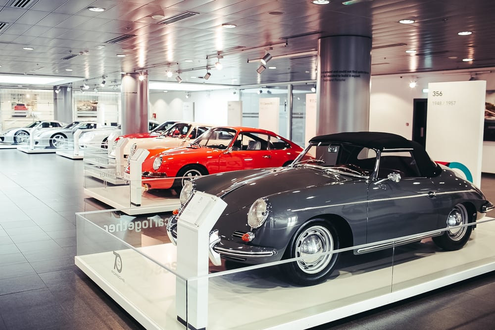 Porsche Organizes An Exhibition To Commemorate Its 70th Anniversary