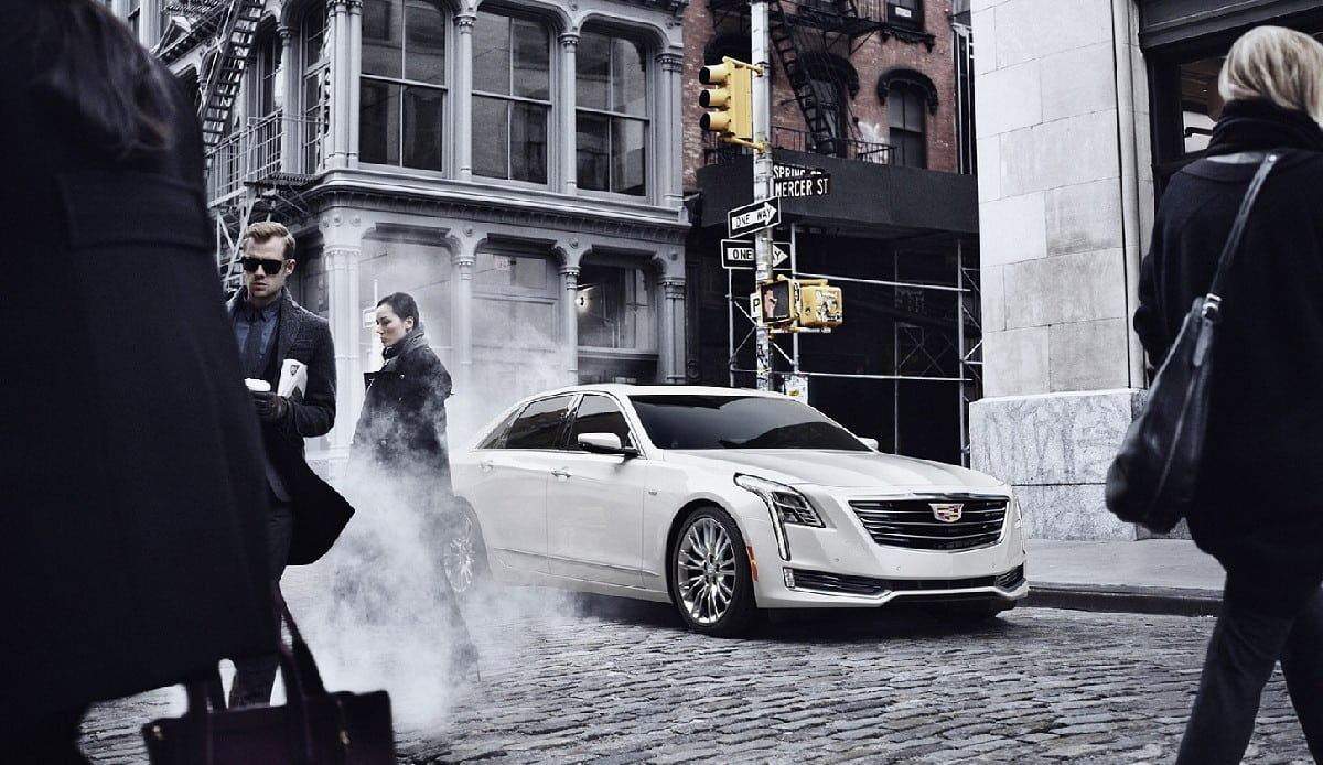 Nine Features That Distinguish Cadillac CT6 From Its Class