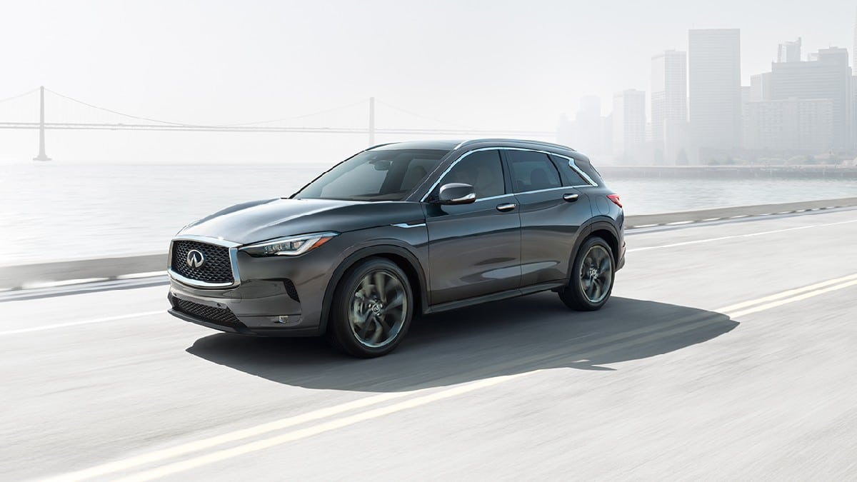 New Infiniti QX50 Unveiled In Dubai, Inbound This September!
