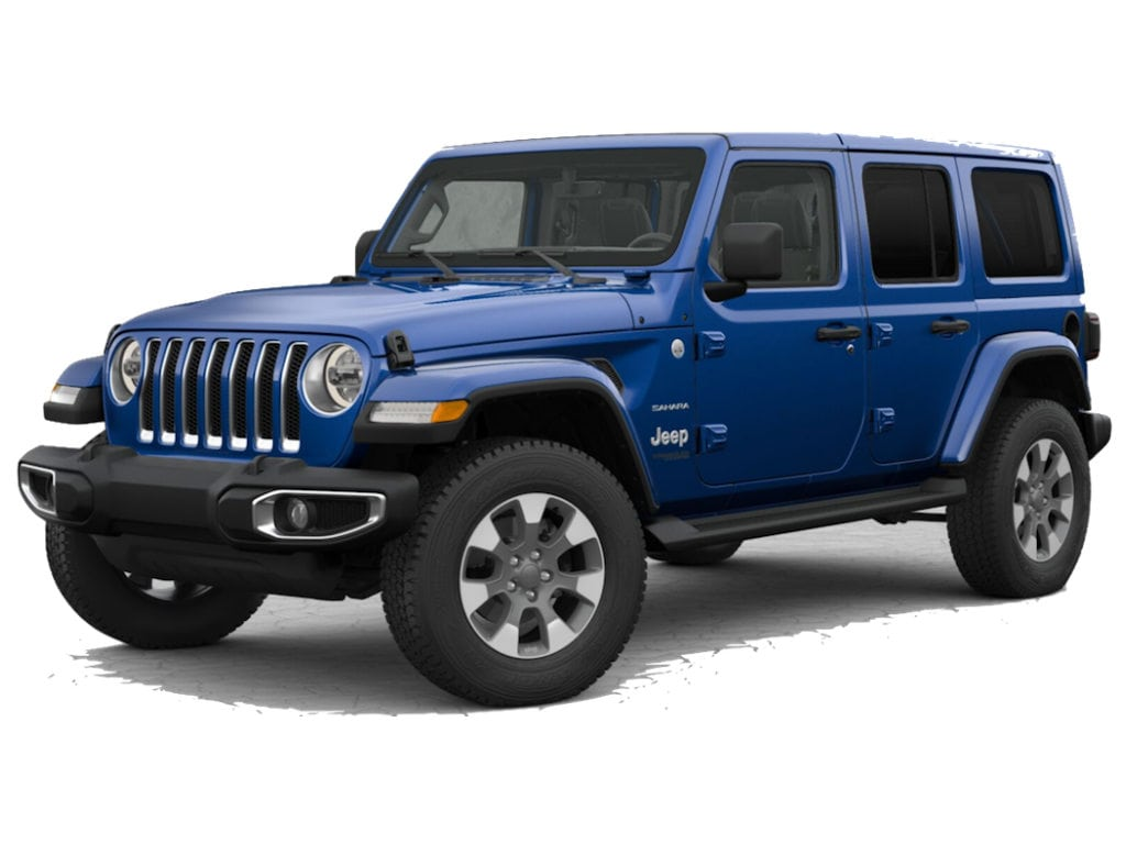 Jeep Wrangler Unlimited 3.6L V6 Unlimited Rubicon X