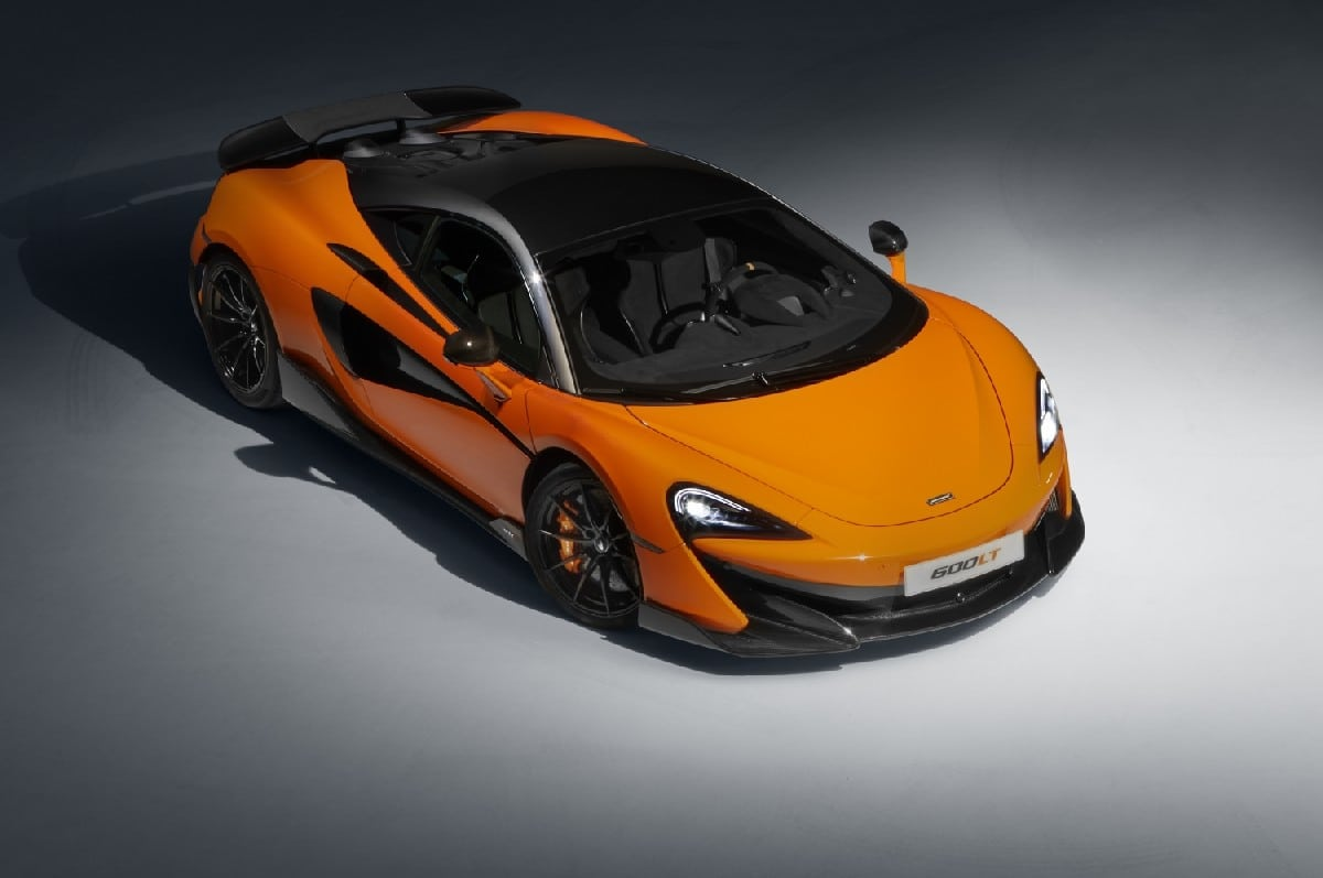McLaren 600LT Debuts At Goodwood Festival Of Speed