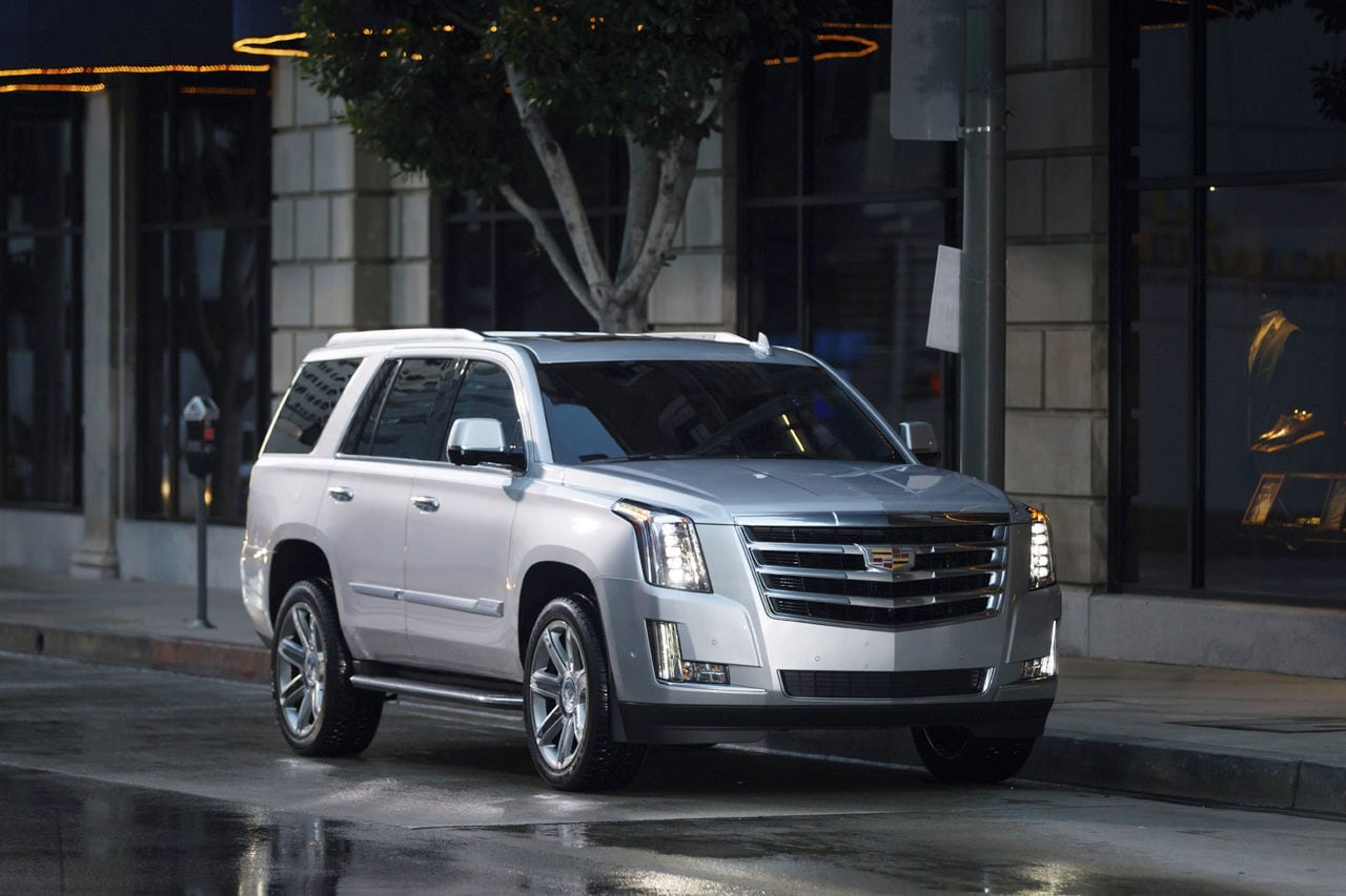 Ten Facts About Cadillac Escalade's New 10-Speed Transmission