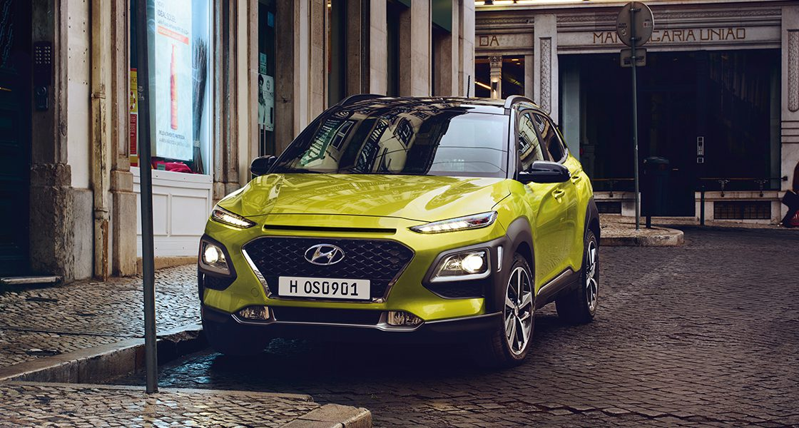 Hyundai Launches 2019 Kona Crossover In The UAE