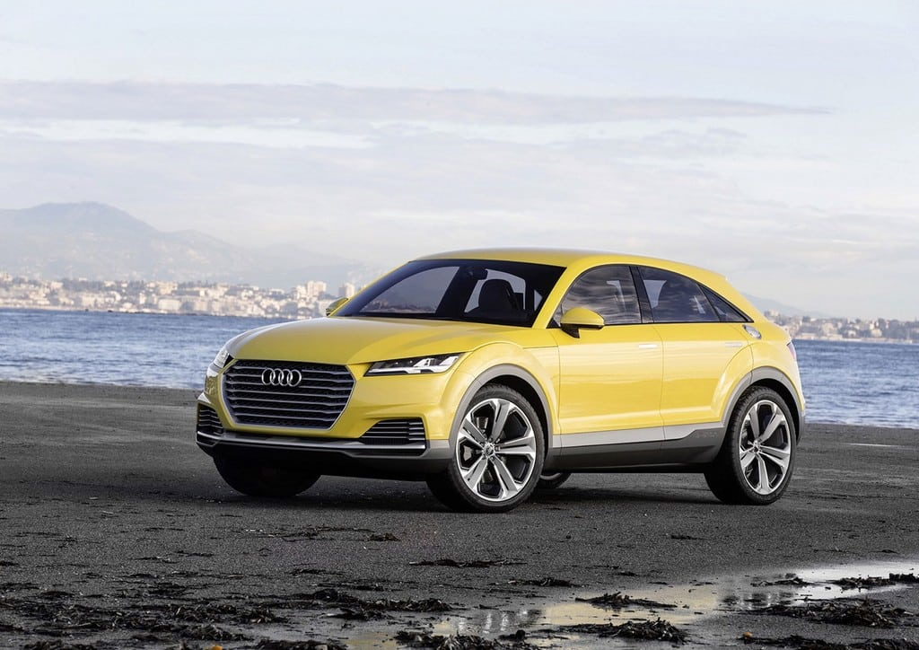 Audi Confirms Q4 SUV Will Commence Production in 2019