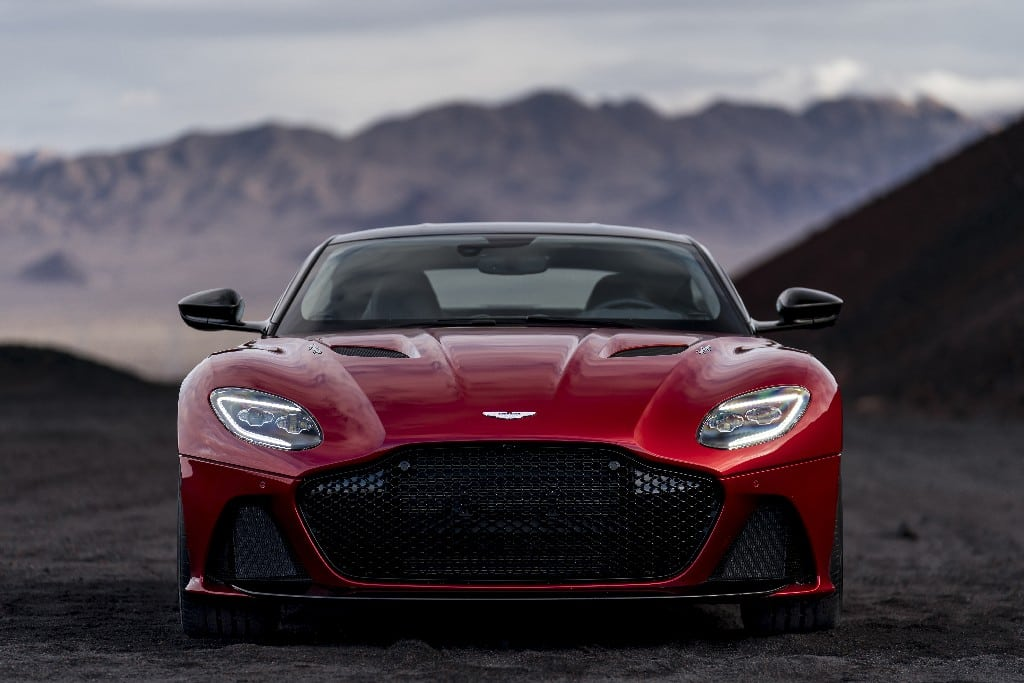 Aston Martin DBS Superleggera AMR In The Works