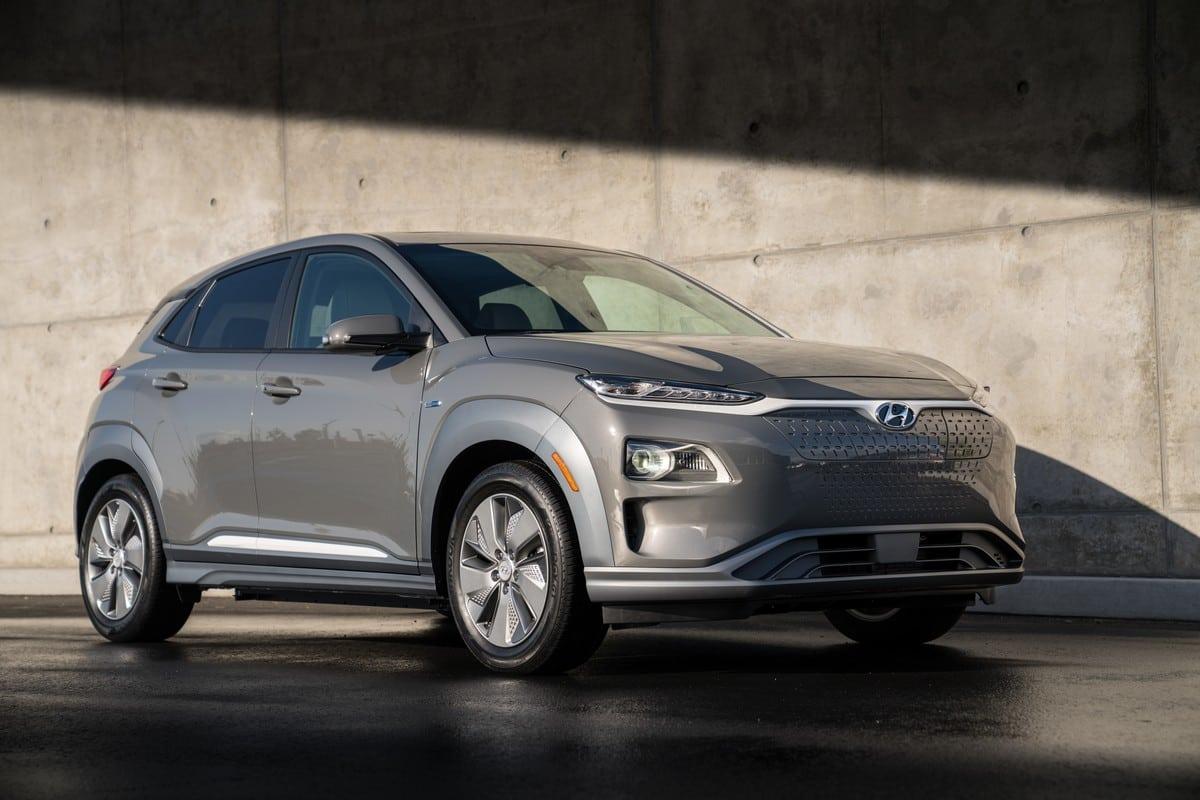 The Hyundai Kona Electric Has The Longest EPA Range Of All EVs