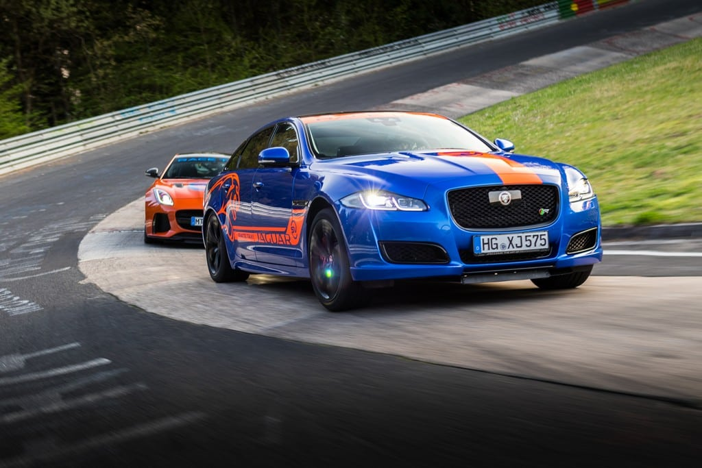 Is Jaguar-Land Rover Dropping V8 Engines From Its Lineup?