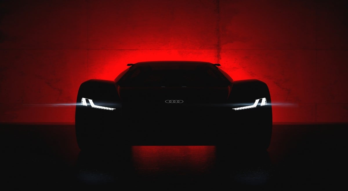 Audi Is Bringing The PB-18 E-Tron Concept To Monterey Car Week