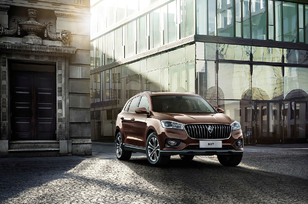 Borgward To Begin Operations In The UAE
