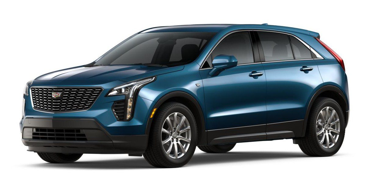 2019 Cadillac XT4 SPORT Price in UAE, Specs & Review in ...