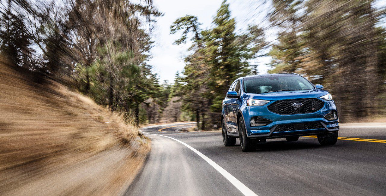 2019 Ford Edge To Use Artificial Intelligence To Manage Traction And Fuel Efficiency