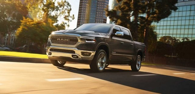 2019 Ram 1500 Pickup Now Available In The Middle East