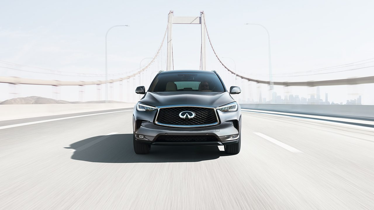 Infiniti QX50 Brings Advanced Safety Features To The Road