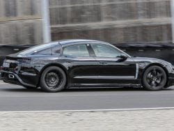 Further Details About Porsche Taycan Revealed