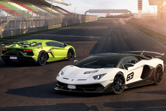 The Aventador SVJ Is The Pinnacle Of Lamborghini V12 Supercars