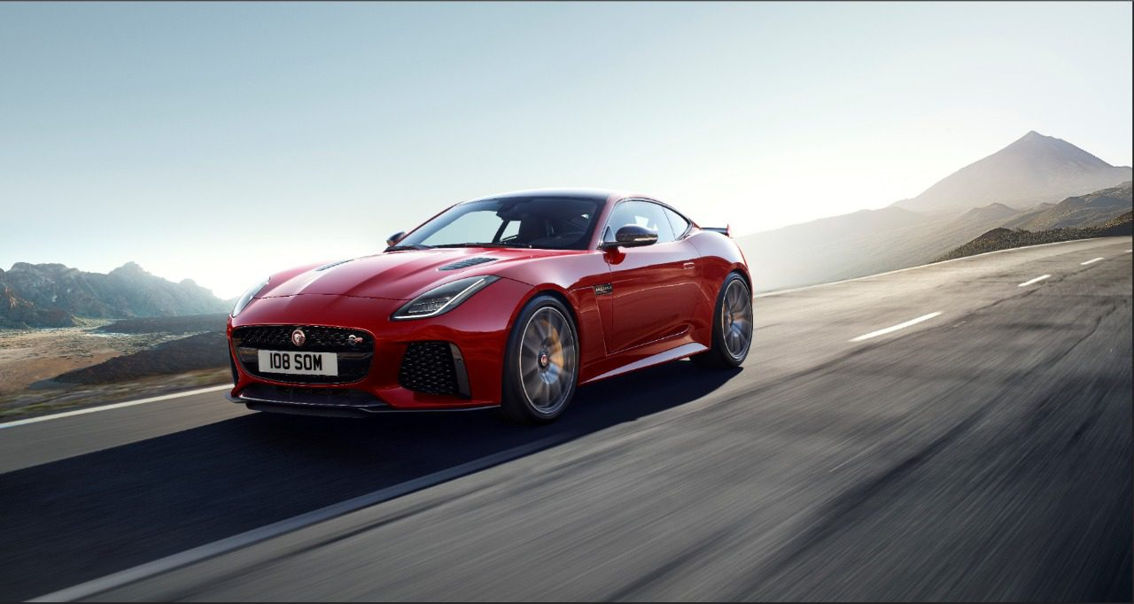 Upcoming Jaguar F-Type To Sport A  New Powertrain. Might Get A New Nameplate
