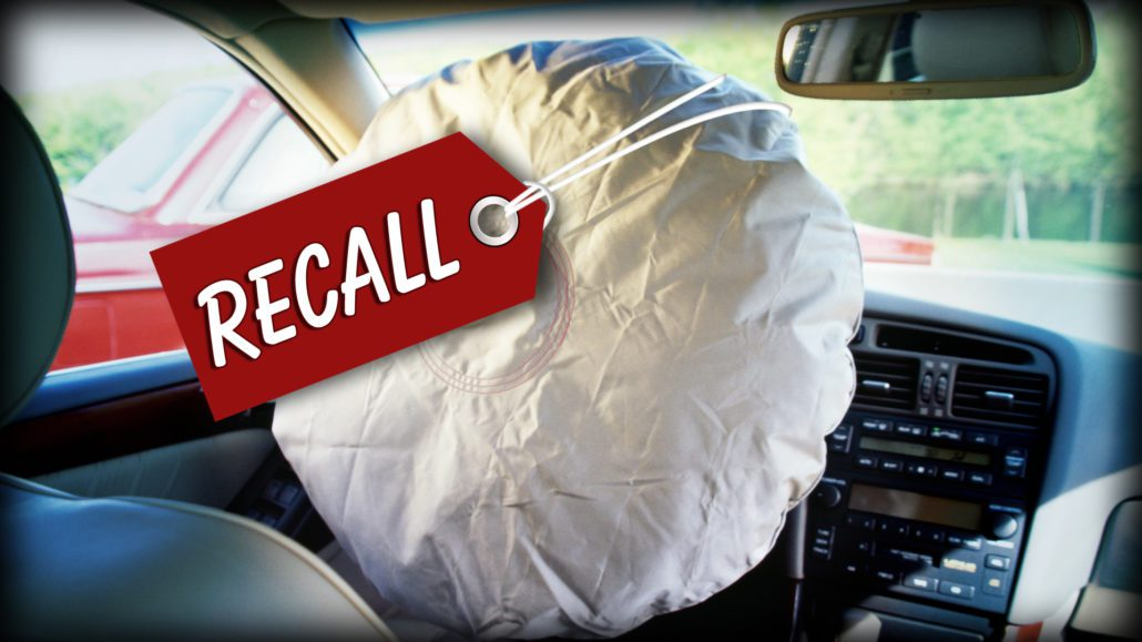 Extreme Heat Results In Takata Airbags Exploding In A Crash, Recall Intitiated