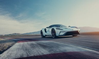 Ford Widens Production Target For  Additional Gt Models