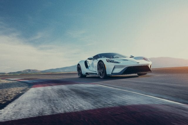Ford Widens Production Target For 350 Additional GT Models