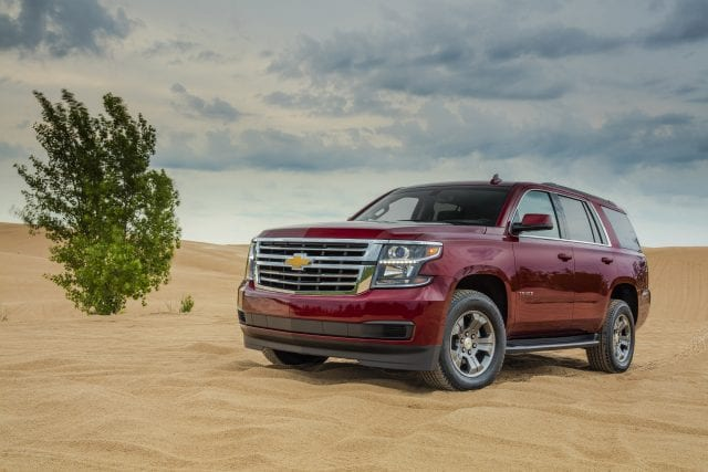 Brains With Brawn: 2018 Chevrolet Tahoe Gets Advanced Equipment