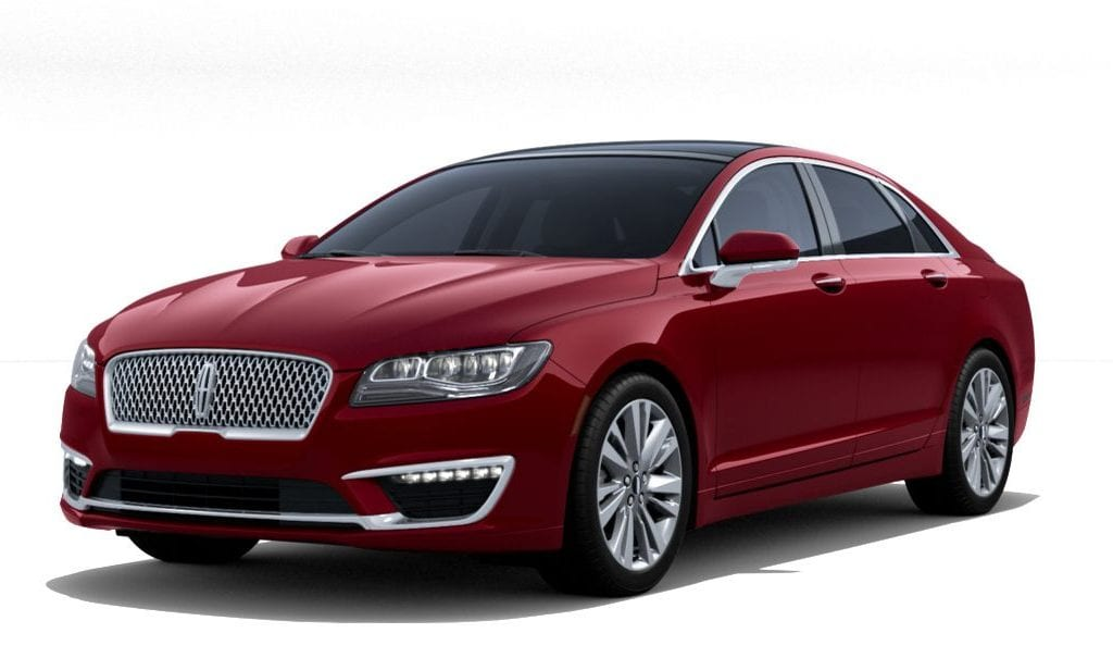 Lincoln MKZ Reserve II