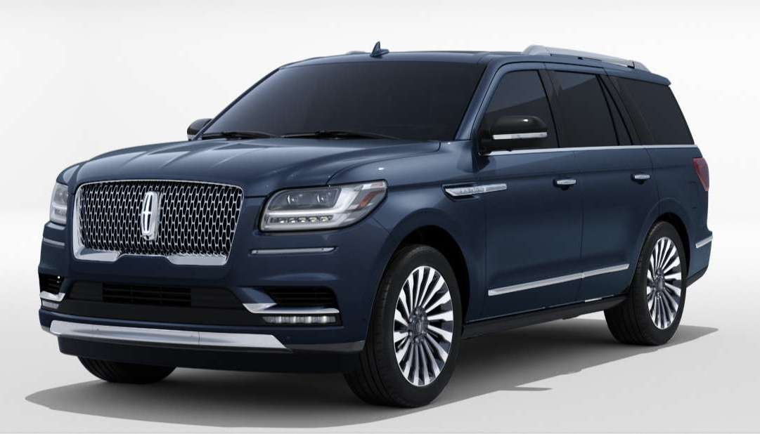 2019 Lincoln Navigator Black Label L Price in UAE, Specs & Review in Dubai, Abu Dhabi, Sharjah ...