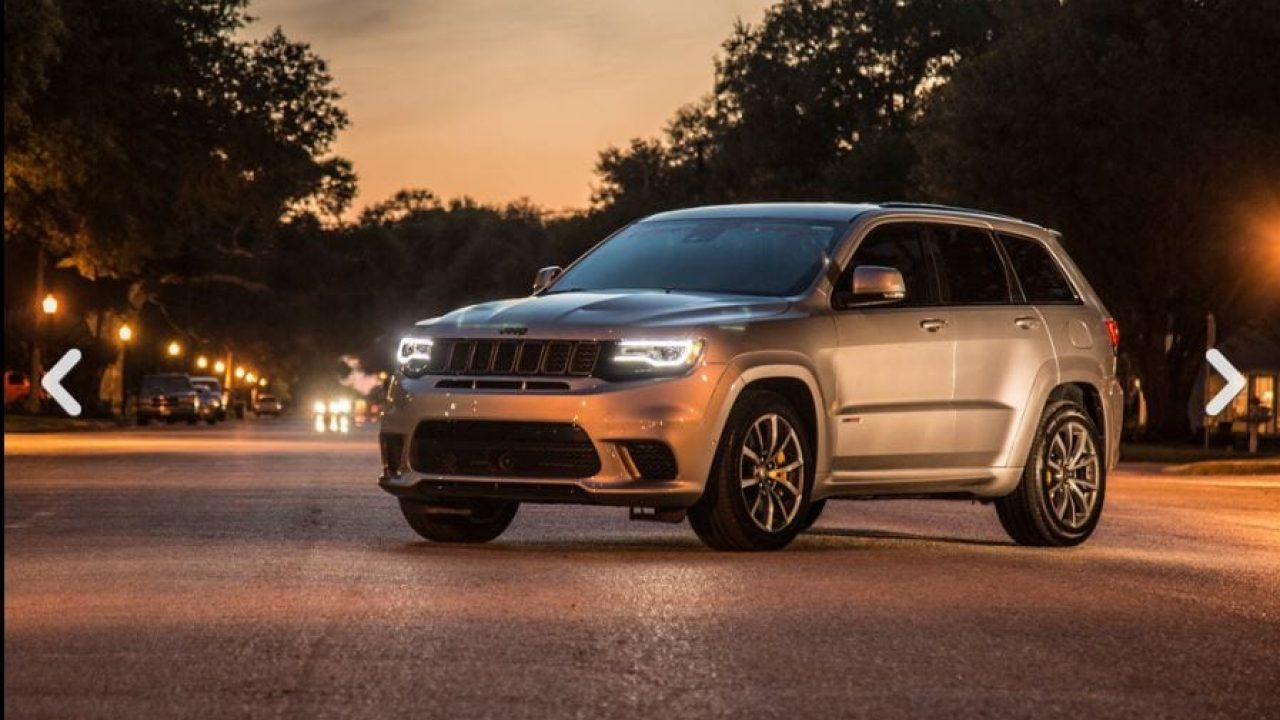 Hennessy's Re-engineered Cherokee Could Be The Quickest SUV
