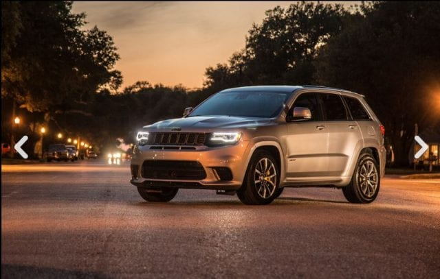 Hennessy's Re-engineered Cherokee Could Be The Quickest SUV In The World