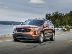 2019 Cadillac XT4 To Come With All-New Four-Cylinder Engine