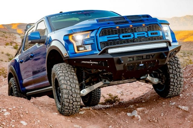 2019 Ford F-150 Shelby Now Available In The UAE