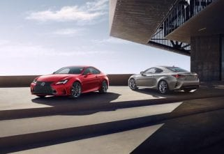 Lexus Reveals Pricing And Specifications Of The New RC Coupe