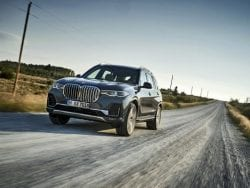 BMW Introduces Its First Giant: The X7