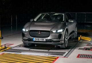 Jaguar I-Pace Falls Short On Mileage To Take On Tesla