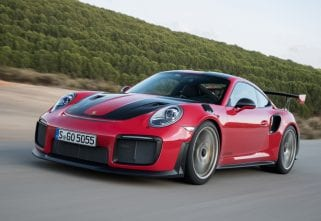 Merciless Moniker: Porsche Adds Clubsport Package To The 911 GT2 RS