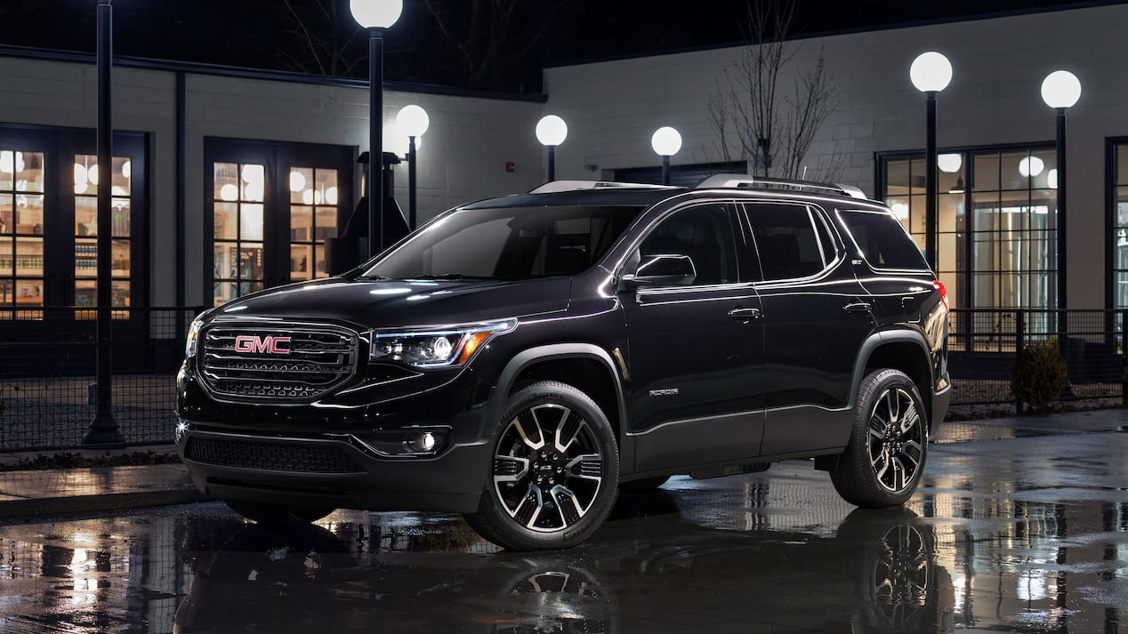 2019 GMC Acadia SLE-2 Price in UAE, Specs & Review in ...