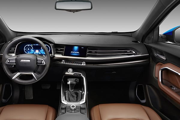 2019 Haval H6 Fashionable Price In Uae Specs Amp Review In