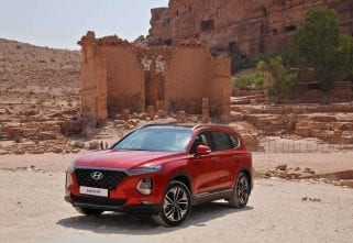 All-New Hyundai Santa Fe Marks UAE Debut