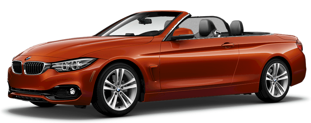 BMW 4 Series Convertible 440i
