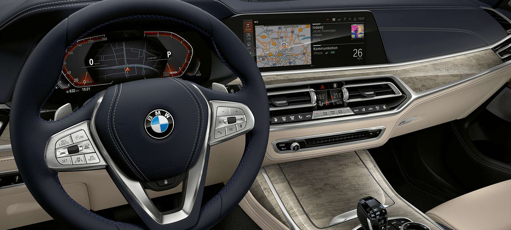 2019 Bmw X7 Xdrive40i Price In Uae Specs Amp Review In
