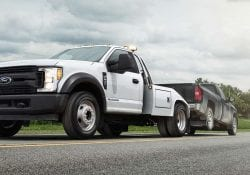Ford Chassis Cab F-550 – XL