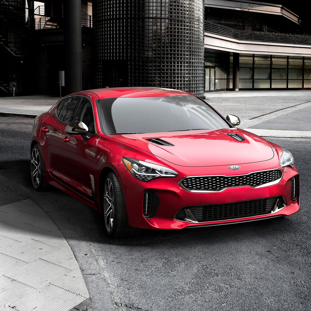 2019 Kia Stinger 2.0L Premium Price In UAE, Specs & Review