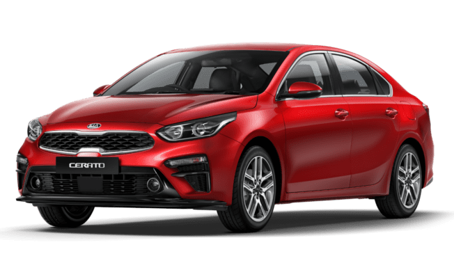 2019 Kia Cerato EX Price in UAE, Specs & Review in Dubai ...